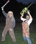 Chainsaw Massacre Costume