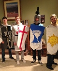 Knights of the Round Table Costume