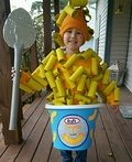 Kraft Mac N Cheese Costume