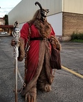 Krampus Costume