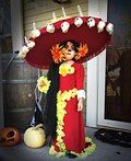 La Muerte from Book of Life Costume