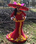 La Muerte from The Book of Life Costume