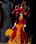 La Muerte The Book of Life Costume