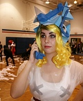 Lady Gaga Telephone Video Costume