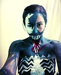Lady Venom Costume