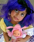 Lalaloopsy Rag Doll Costume