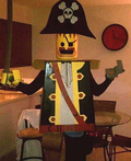 Lego Pirate Costume