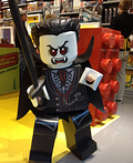 Lego Lord Vampyre Costume