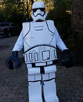 Lego Star Wars Stormtrooper Costume