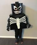 Lego Venom Costume