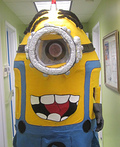 Light up Minion Costume