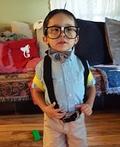 Lil' Alfalfa Costume