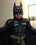 Lil' Dark Knight Costume