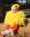 Lil' Duck Costume