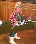 Lil Fisherman Costume