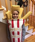 Lil' French Fries Costume