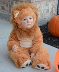 Lil' Lion Costume