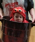 Lil' Lobster Pot Costume