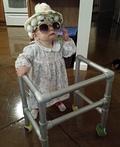 Lil' Ol' Lady Costume
