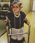 Lil Ole Lady Costume