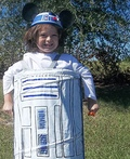 Lil' R2-D2 Costume