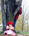 Lil Red Riding Hood & Big Bad Wolf Costume