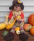 Lil' Scarecrow Costume
