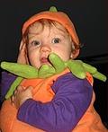 Lil Jack-o-Lantern Costume