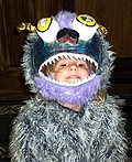 Lily Monster Costume
