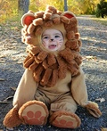 Lion from Wizard of Oz Costume