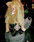 Cowardly Lioness Costume
