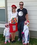 Lisa Frank Crew Costume