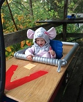 Little Caught Mouse Costume