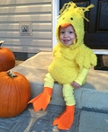 Little Chicken Costume
