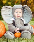 Little Elephant Costume