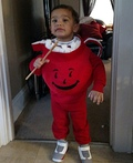 Little Kool-Aid Man Costume
