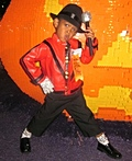 Little Michael Jackson Costume
