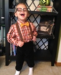 Little Nerd Costume