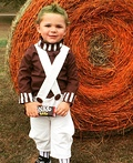 Little Oompa Loompa Costume