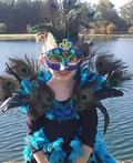 Little Peacock Costume