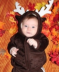 Little Reindeer Costume