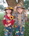 Little Scarecrows Costume
