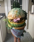 Little Shop of Horrors Audrey II Costume