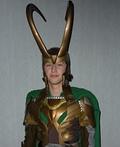 Loki Costume