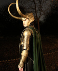 Loki from The Avengers Costume
