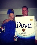 Loofah and Soap Costume