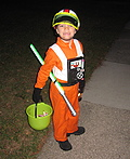 Luke Skywalker X-Wing Pilot Costume