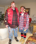 Lumber Jack and Jill  Costume