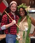 Lumberjack & Tree Costume