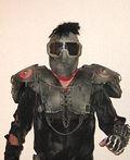 Mad Max 2: The Road Warrior Bad Biker Costume